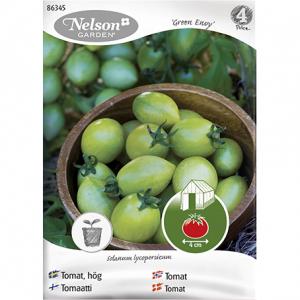 семена зелёных томатов